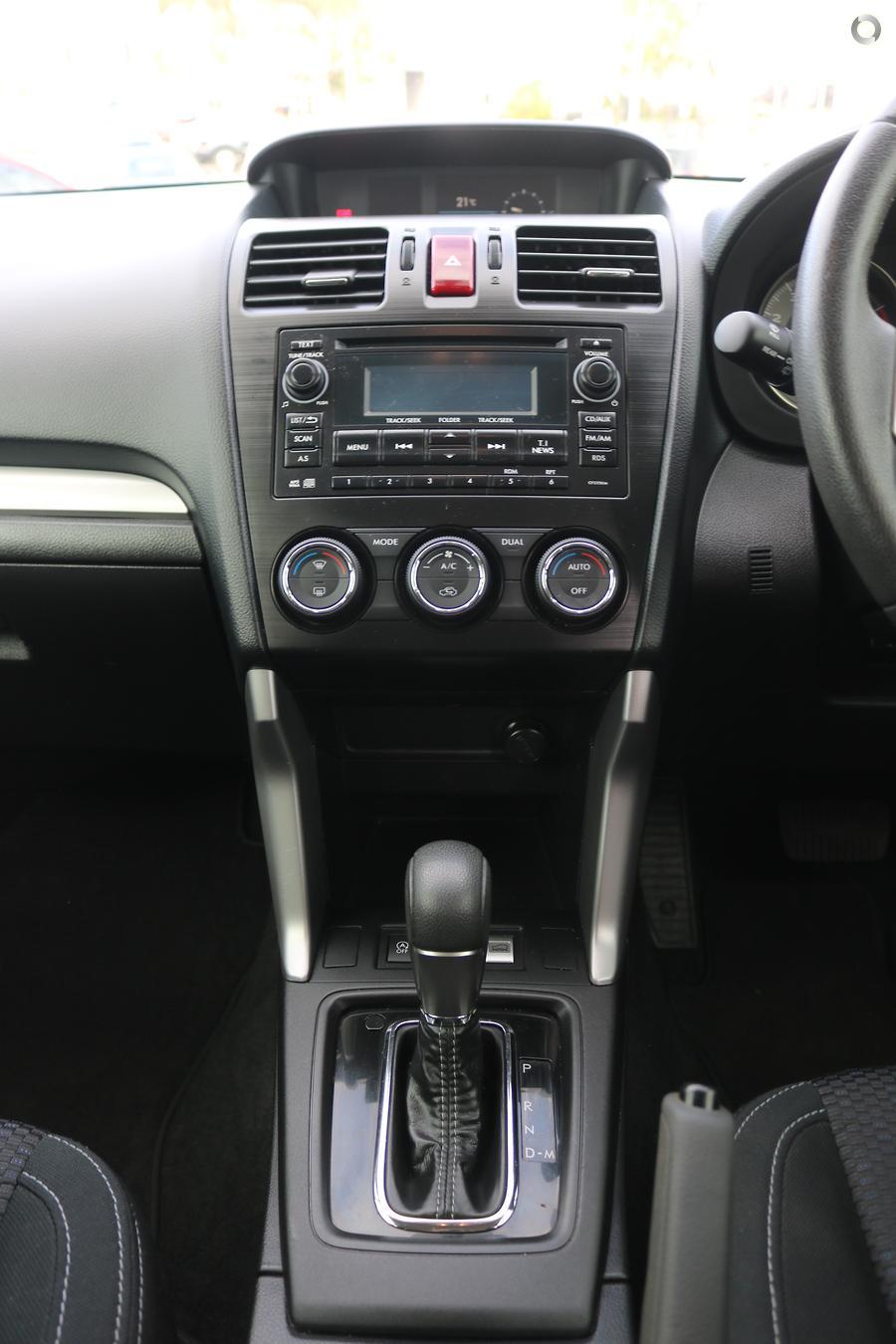 2014 Subaru Forester 2.5i S4