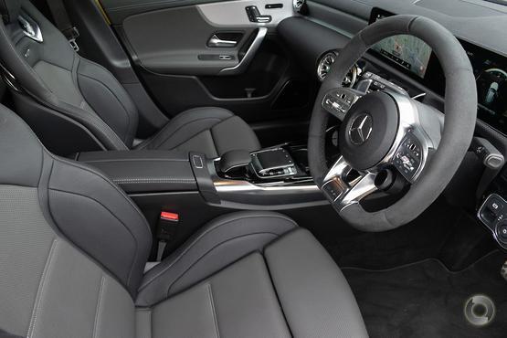 2020 Mercedes-Benz A 45 AMG S