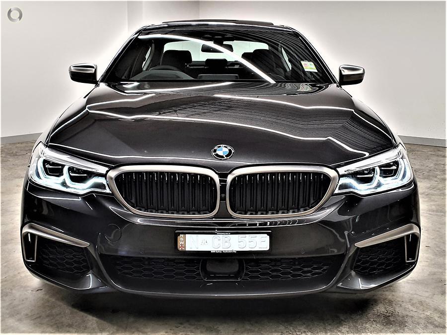2020 BMW M550i xDrive Pure