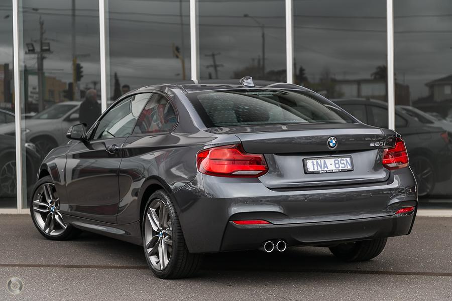 2018 BMW 2 Series 220i M Sport