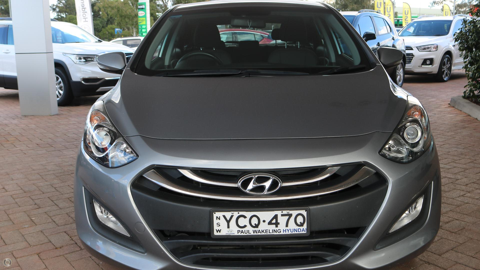 2014 Hyundai I30 Elite GD