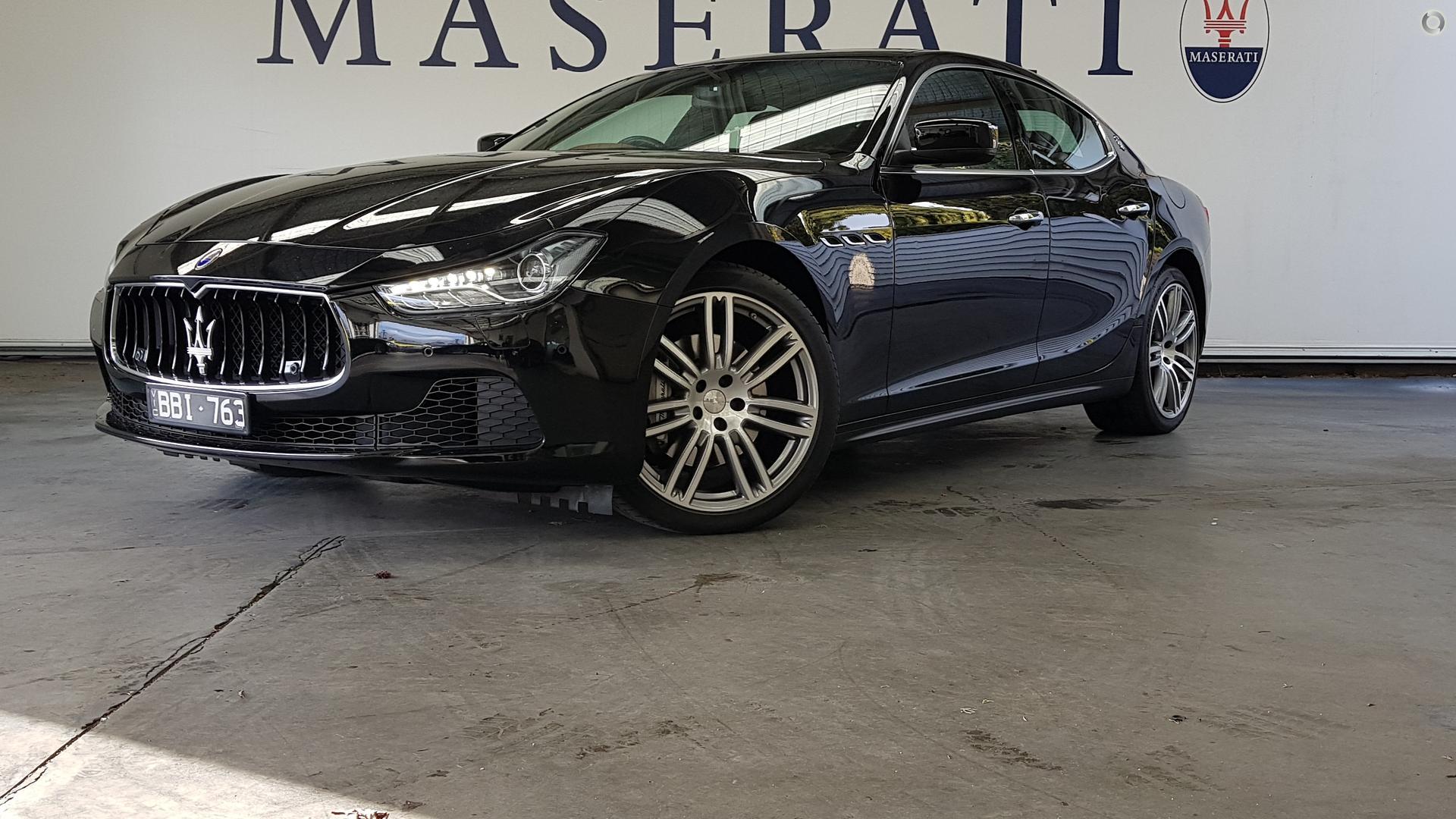 2016 Maserati Ghibli  M157