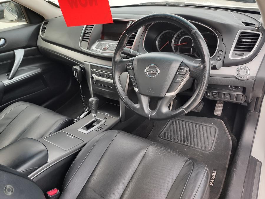 2012 Nissan Maxima 250 ST-L J32