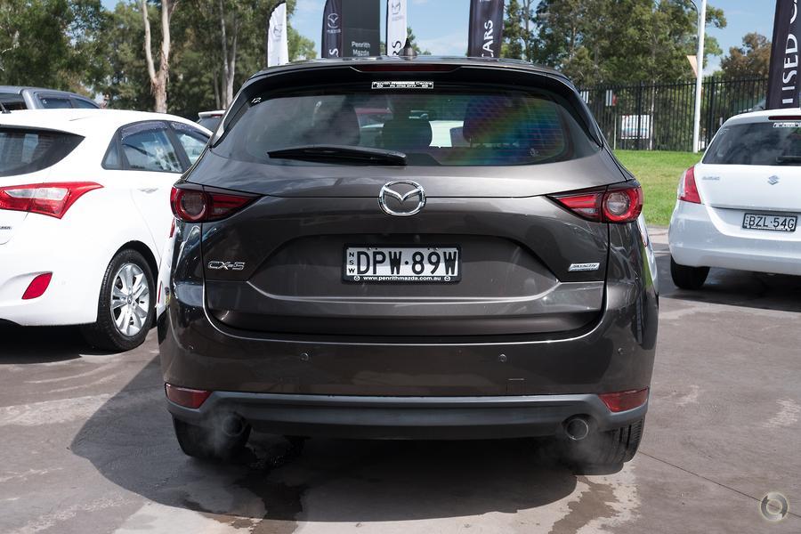 2017 Mazda CX-5 Maxx Sport KF Series