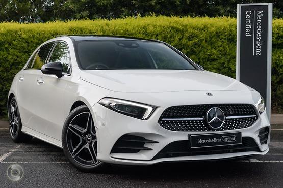 2019 Mercedes-Benz A 200