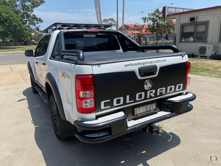 2018 Holden Colorado Z71 Xtreme RG
