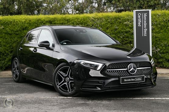 2019 Mercedes-Benz <br>A-CLASS