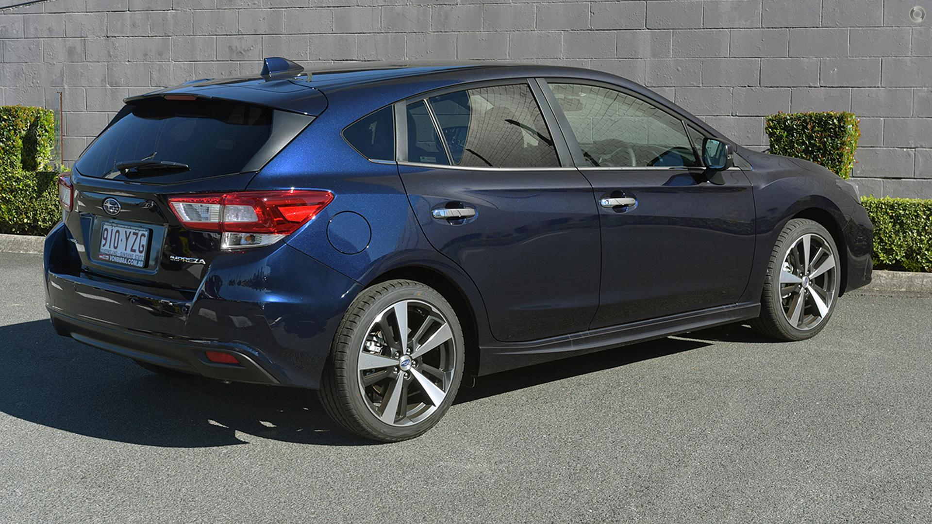 2019 Subaru Impreza 2.0i-S G5