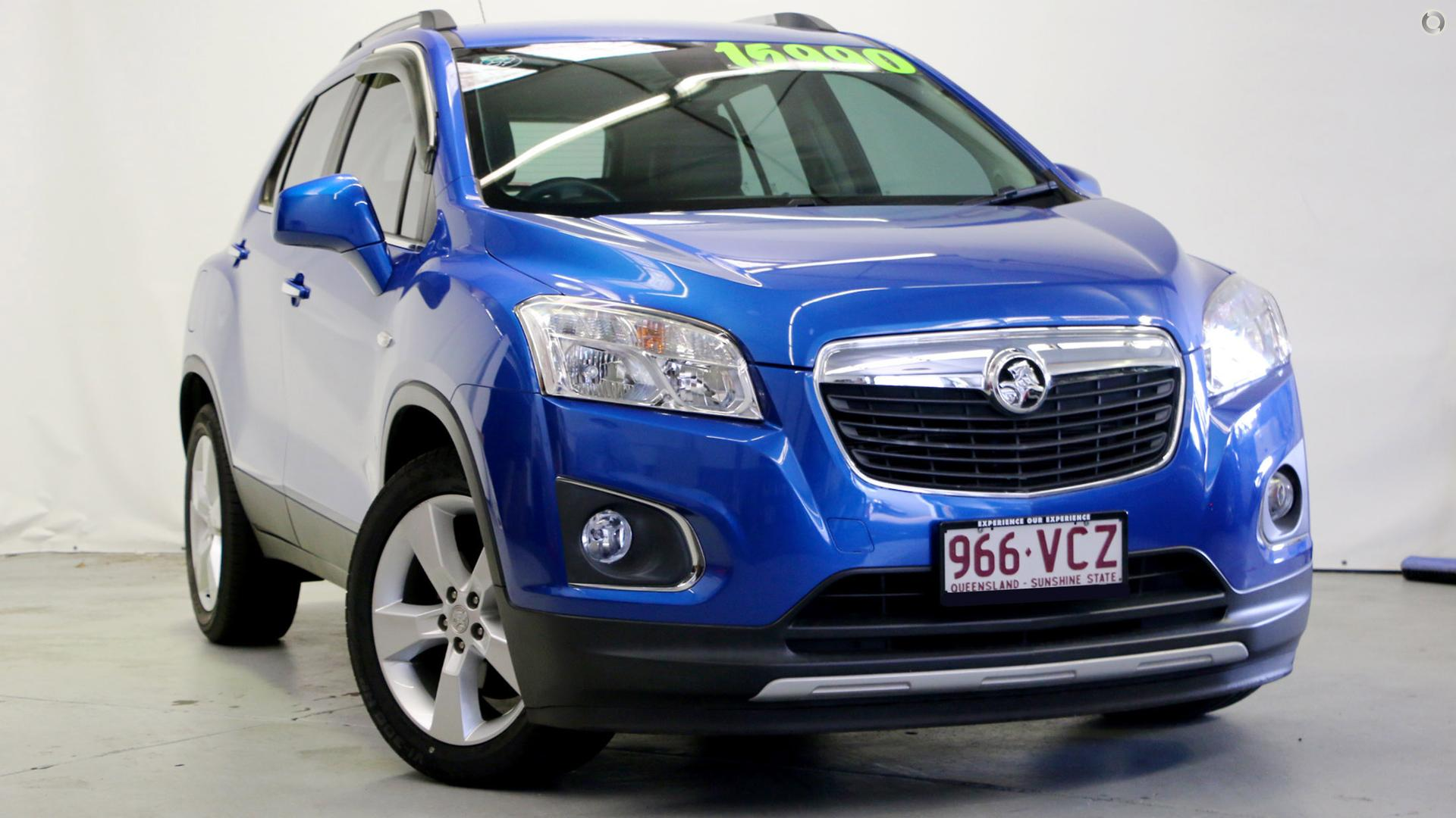 2014 Holden Trax TJ