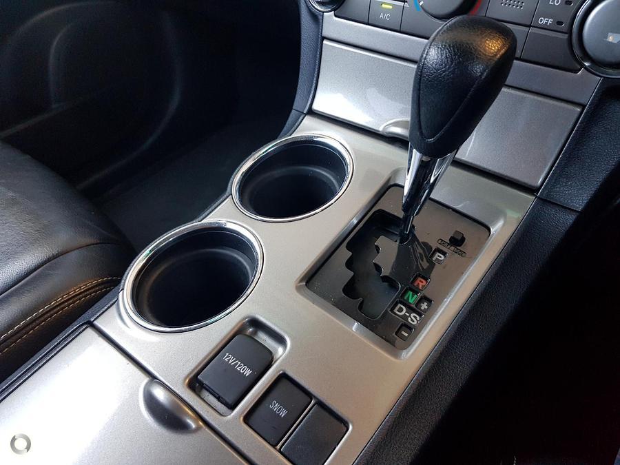 2012 Toyota Kluger KX-R GSU40R
