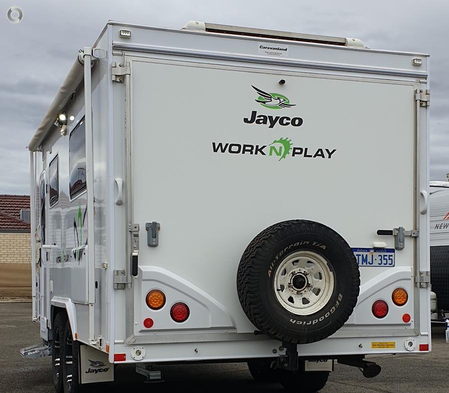 2011 Jayco Jayco Work N Play