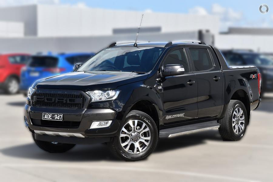 2017 Ford Ranger >> 2017 Ford Ranger Wildtrak Px Mkii Pakenham Ford