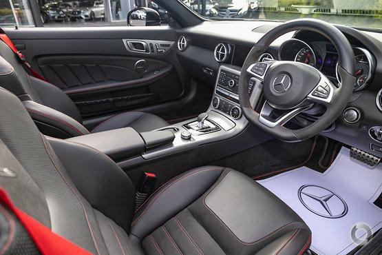 2018 Mercedes-Benz SLC 43 AMG