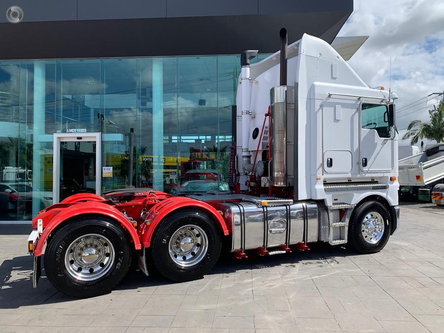 2013 Kenworth K200 RECENT REBUILD
