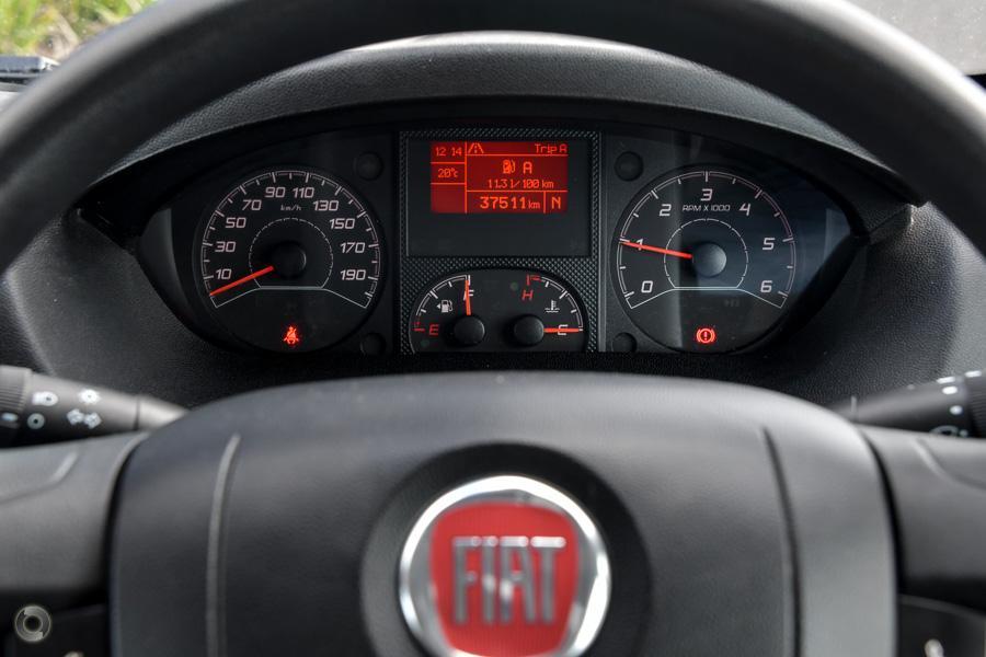 2017 Fiat Ducato  Series 6
