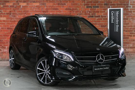 2018 Mercedes-Benz <br>B-CLASS