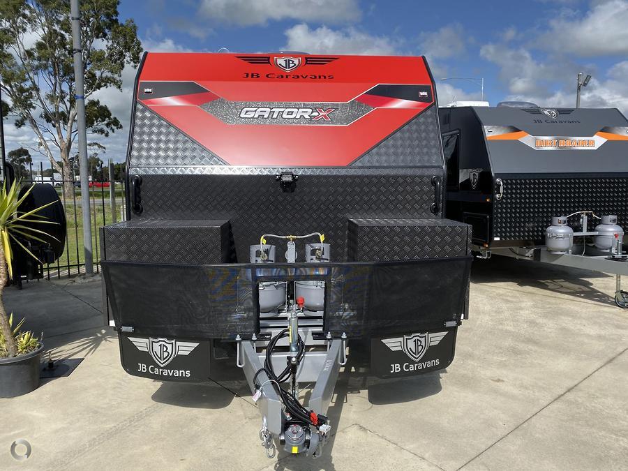 2019 JB Caravans Gator X 1710