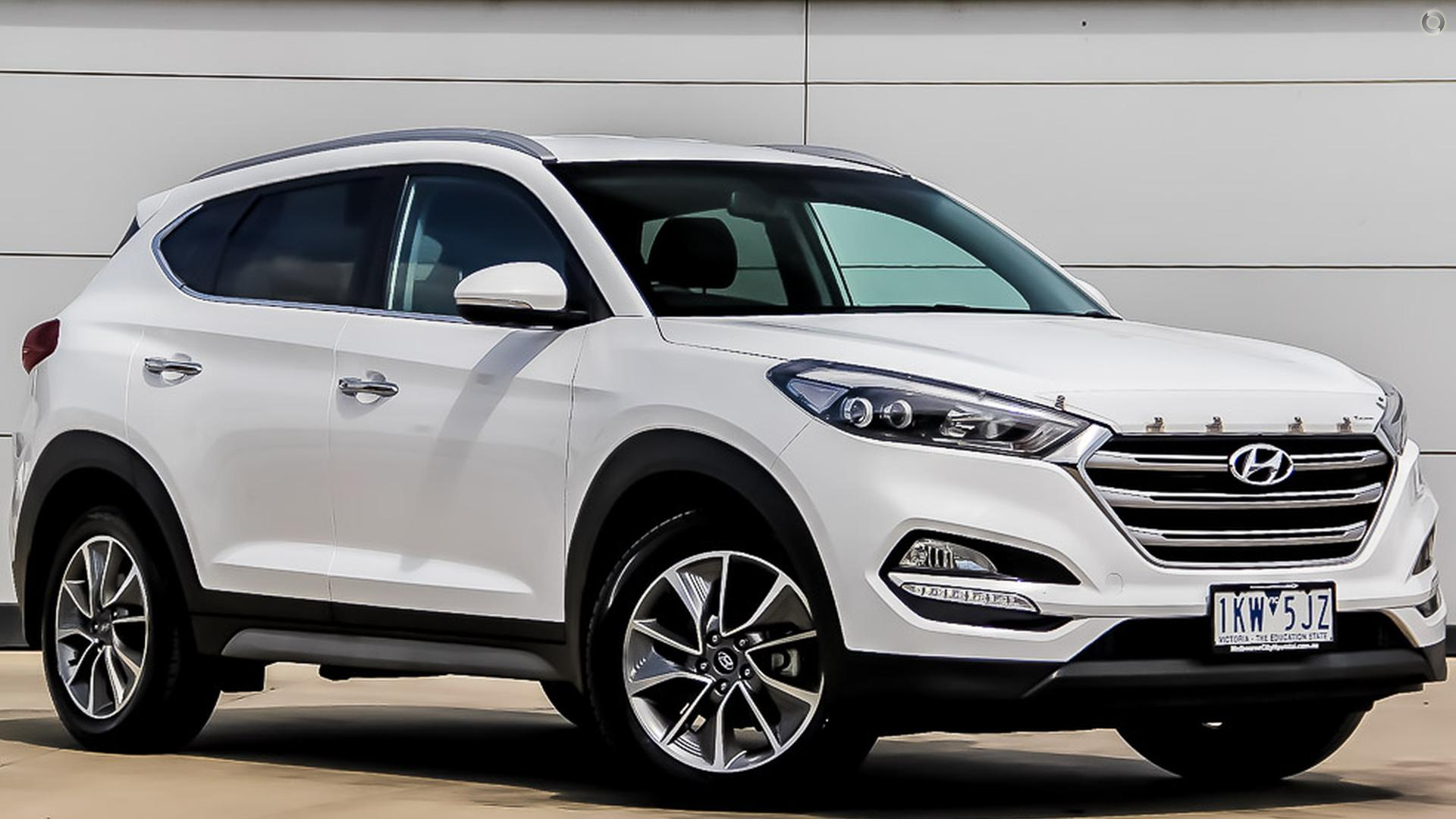 2017 Hyundai Tucson TL2