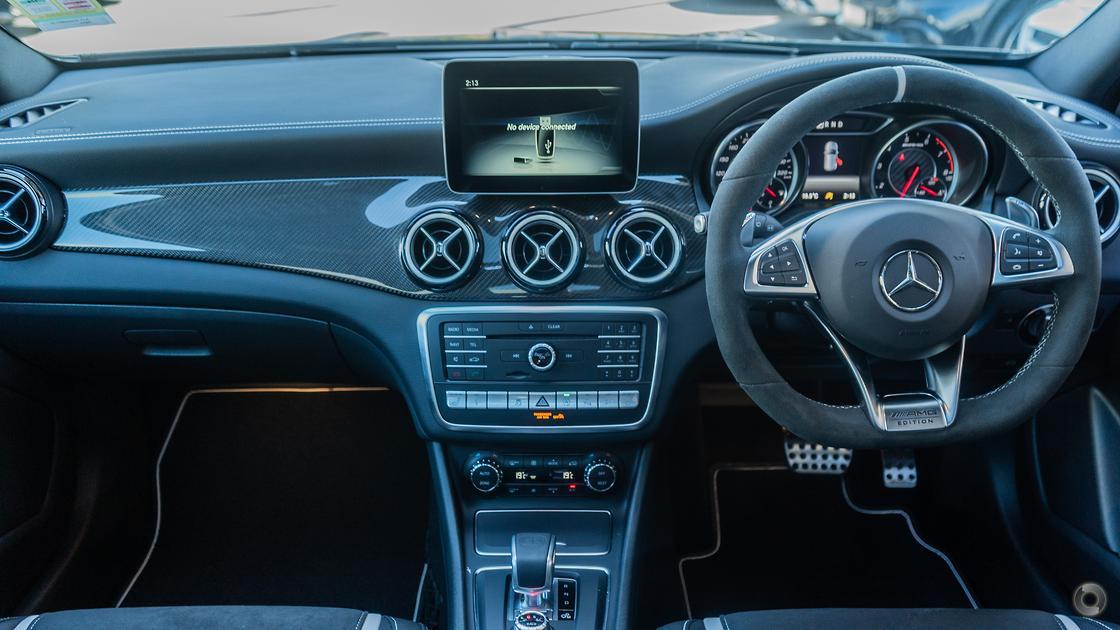 2018 Mercedes-Benz GLA 45 AMG Wagon