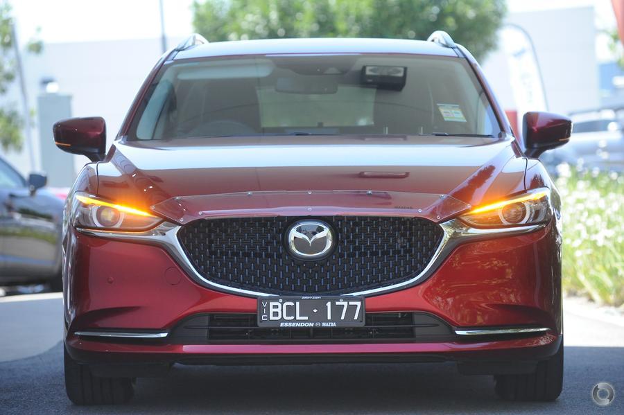 2019 Mazda 6 Touring GL Series