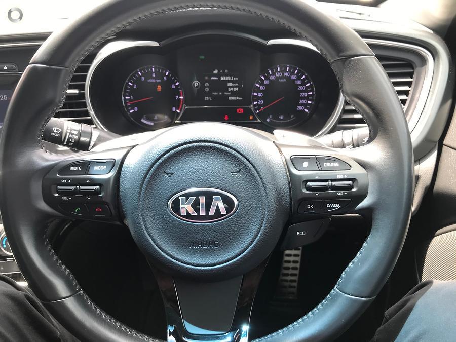 2015 Kia Optima Platinum TF