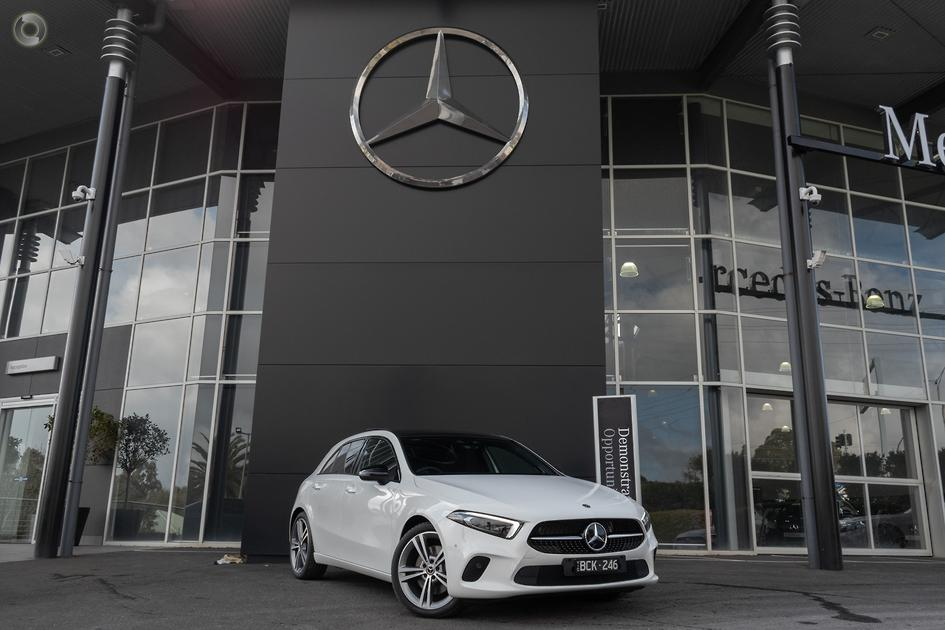 2019 Mercedes-Benz A-CLASS Hatch