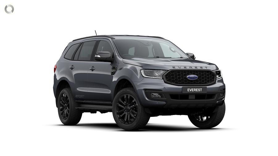 2019 Ford Everest Sport UA II