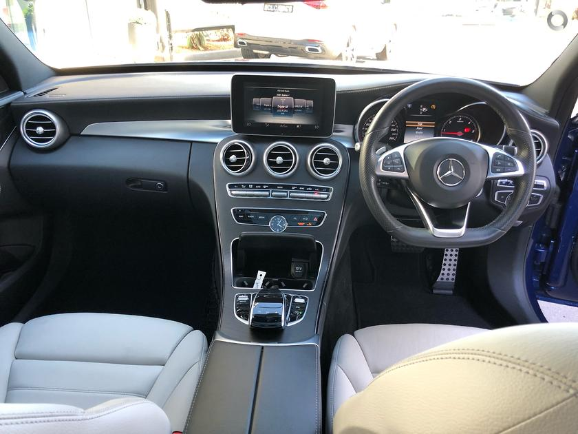 2014 Mercedes-Benz C 250 BLUETEC Sedan