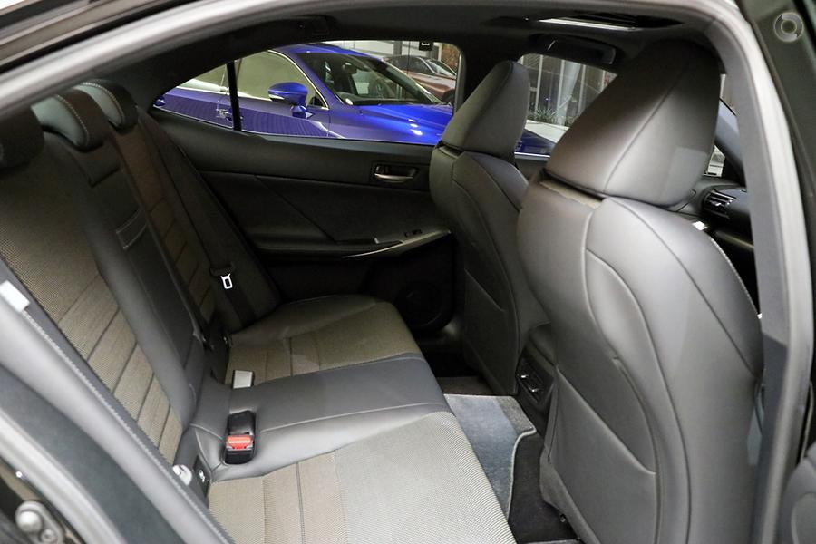 2018 Lexus Is IS300 F Sport ASE30R