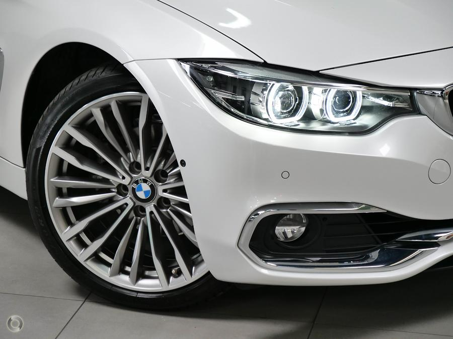 2019 BMW 420i Luxury Line