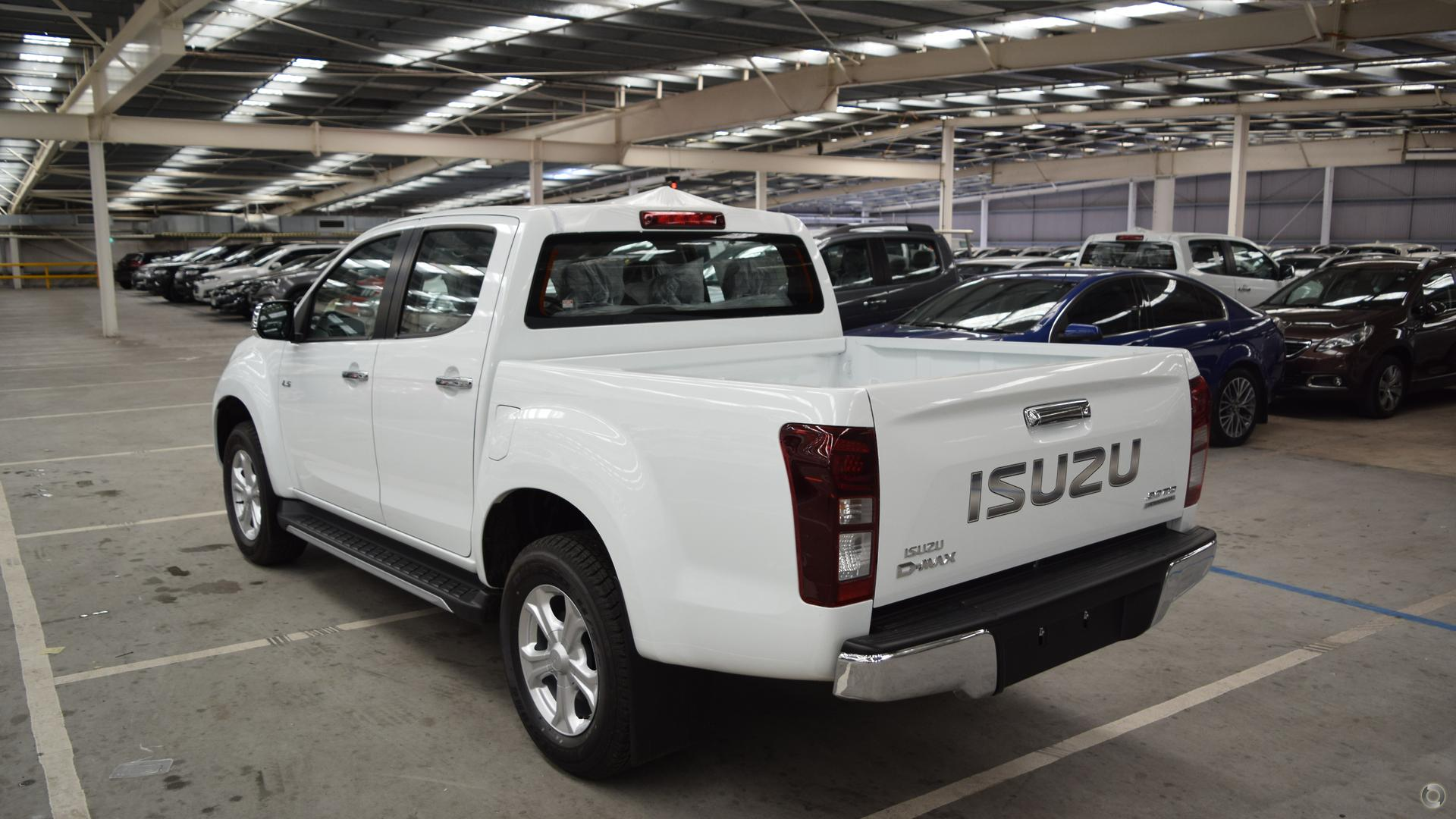 2019 Isuzu D-MAX LS-U High Ride (No Series)