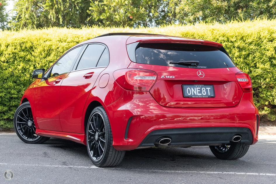 2014 Mercedes-Benz A 180 Hatch