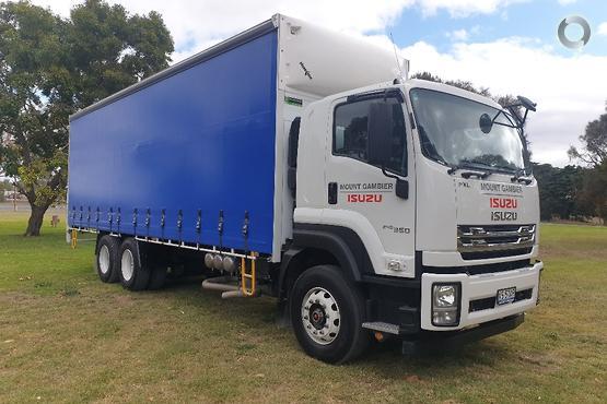 2018 Isuzu FXL 240 350 LWB