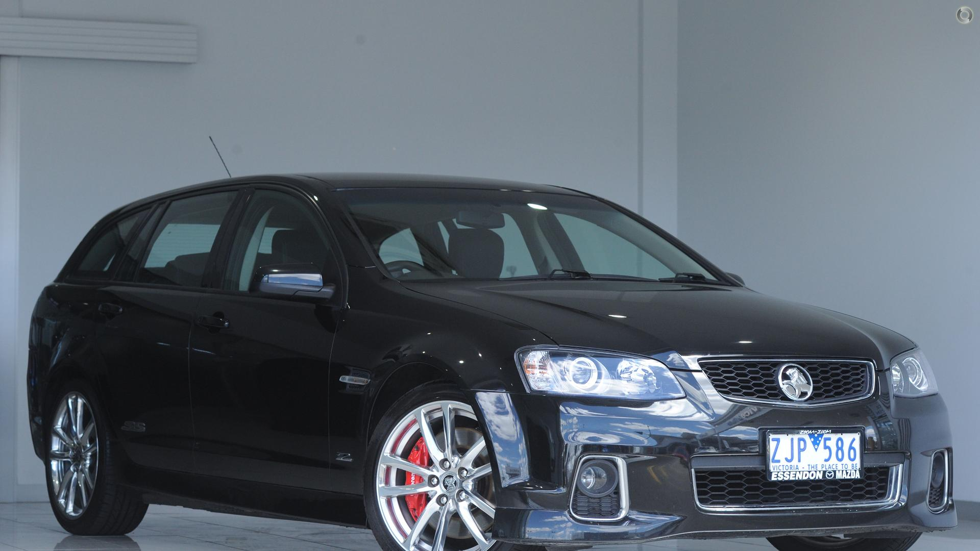 2012 Holden Commodore SS V Z Series VE Series II