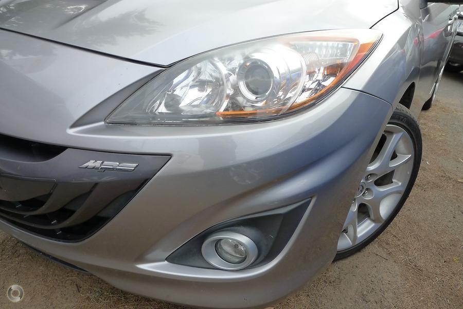 2010 Mazda 3 MPS BL Series 1