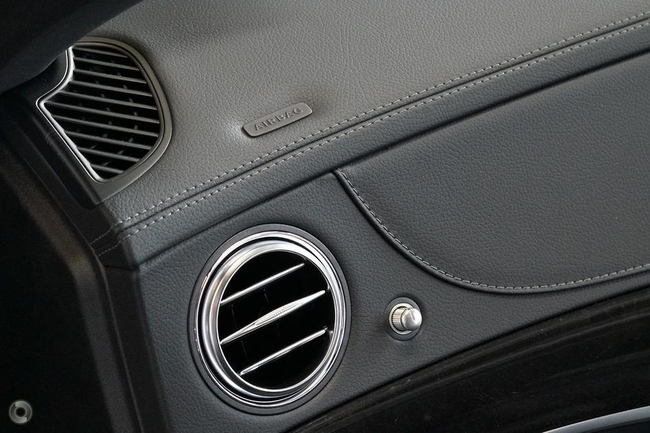 2018 Mercedes-Benz S 350 D Sedan