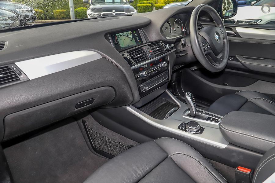 2014 BMW X4 xDrive20d