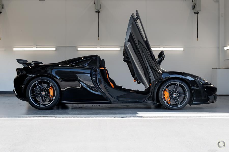 2018 McLaren 570S