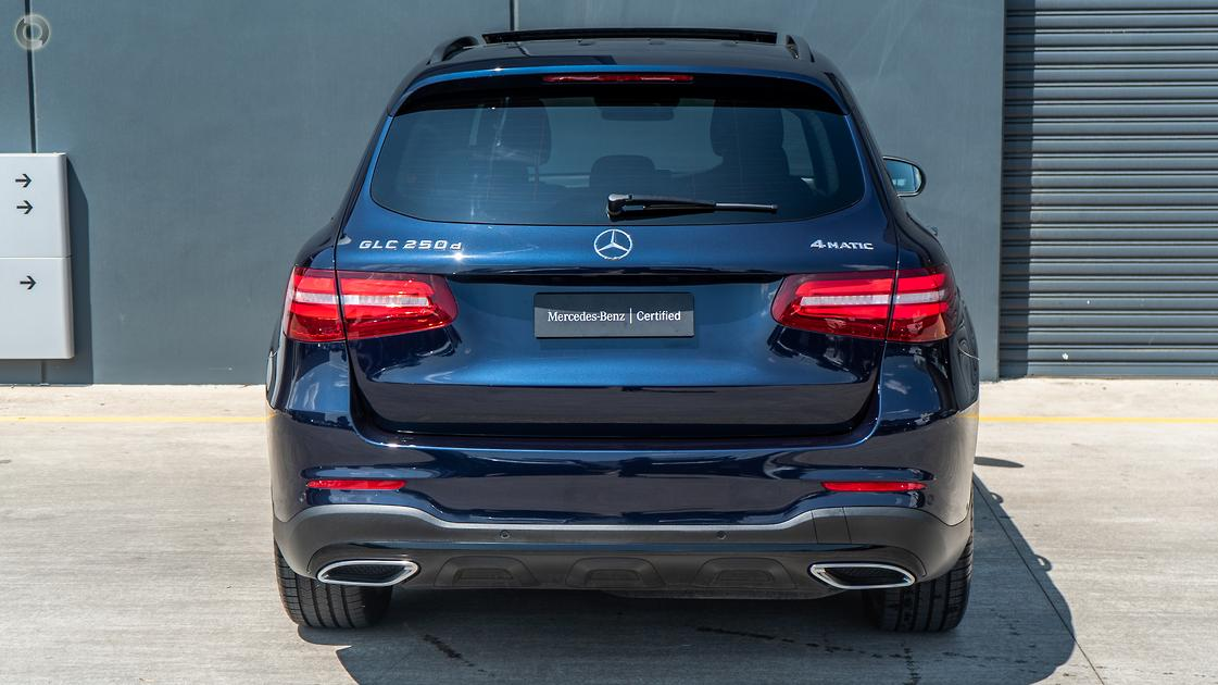 2015 Mercedes-Benz GLC 250 D Wagon