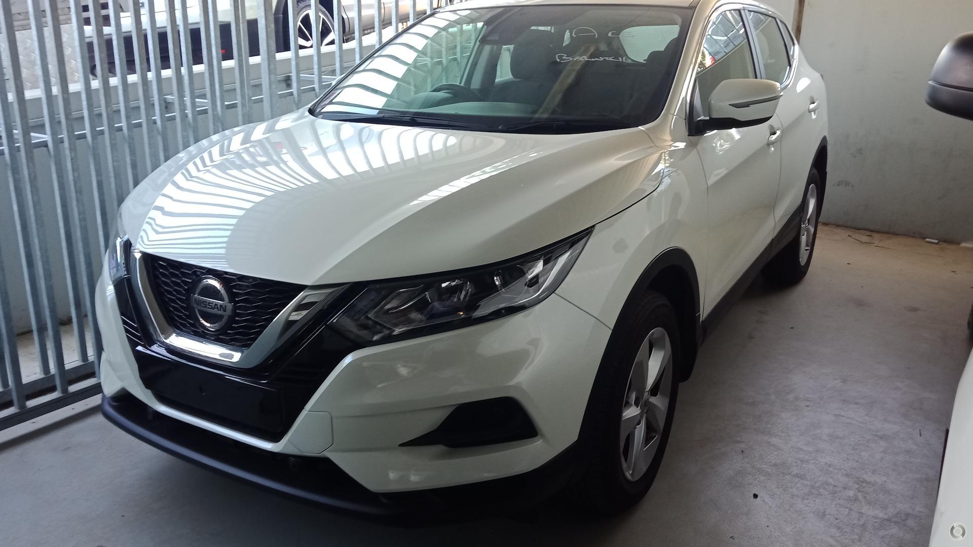 2019 Nissan QASHQAI J11 Series 2