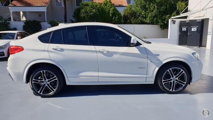 2015 BMW X4 xDrive20i