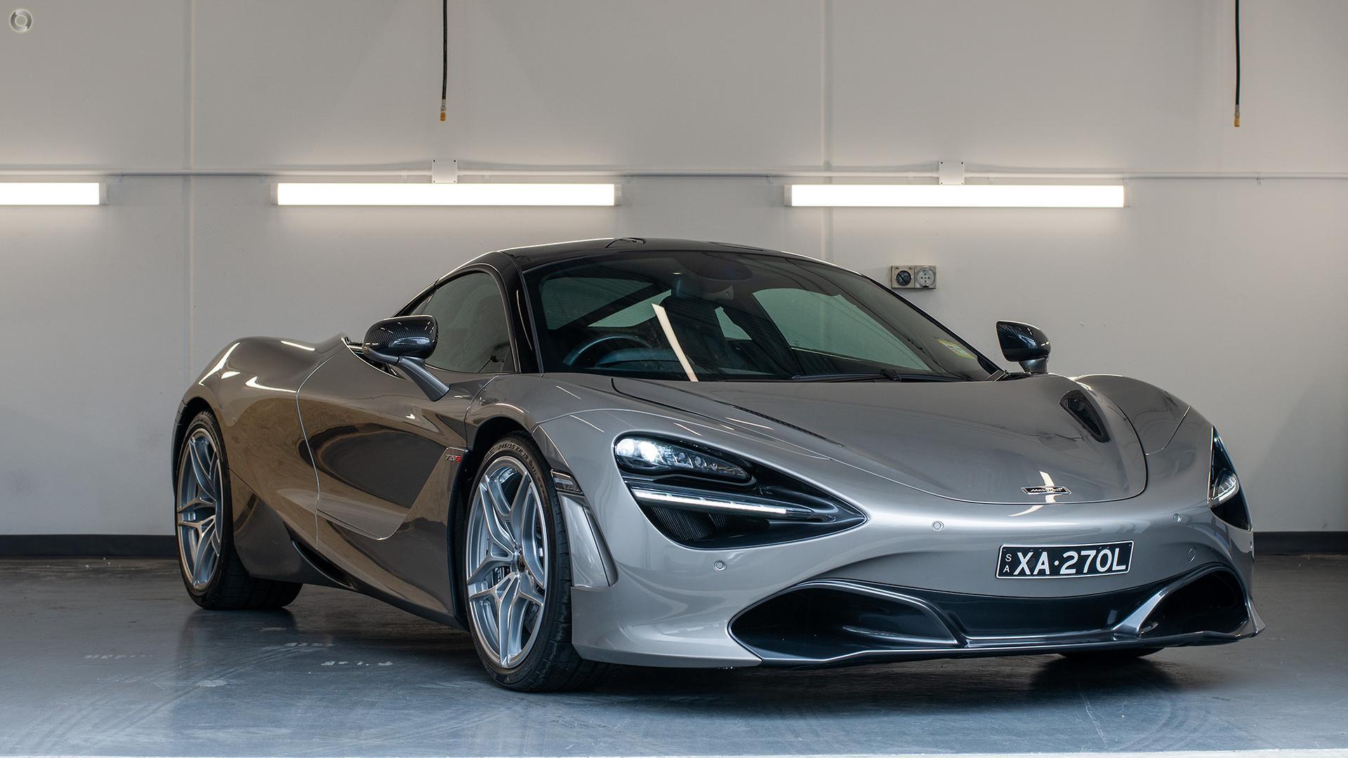 2018 McLaren 720S  P14