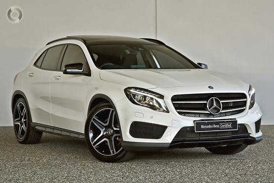 2016 Mercedes-Benz <br>GLA-CLASS