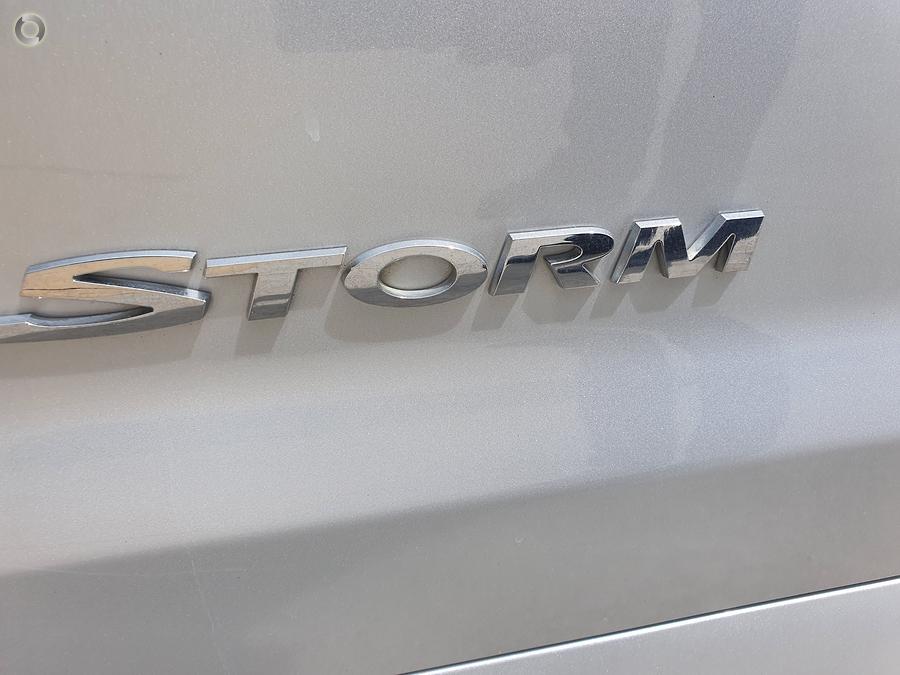 2015 Holden Ute SS Storm VF