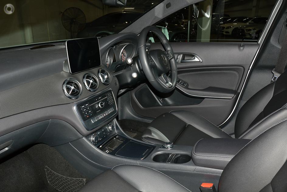 2018 Mercedes-Benz GLA 180 Wagon
