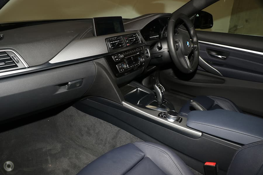 2018 BMW 4 Series 420i M Sport