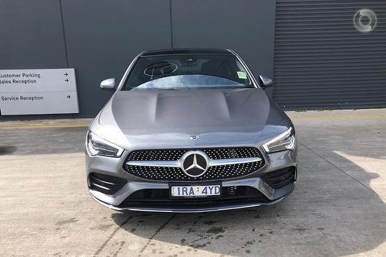 2020 Mercedes-Benz CLA 200