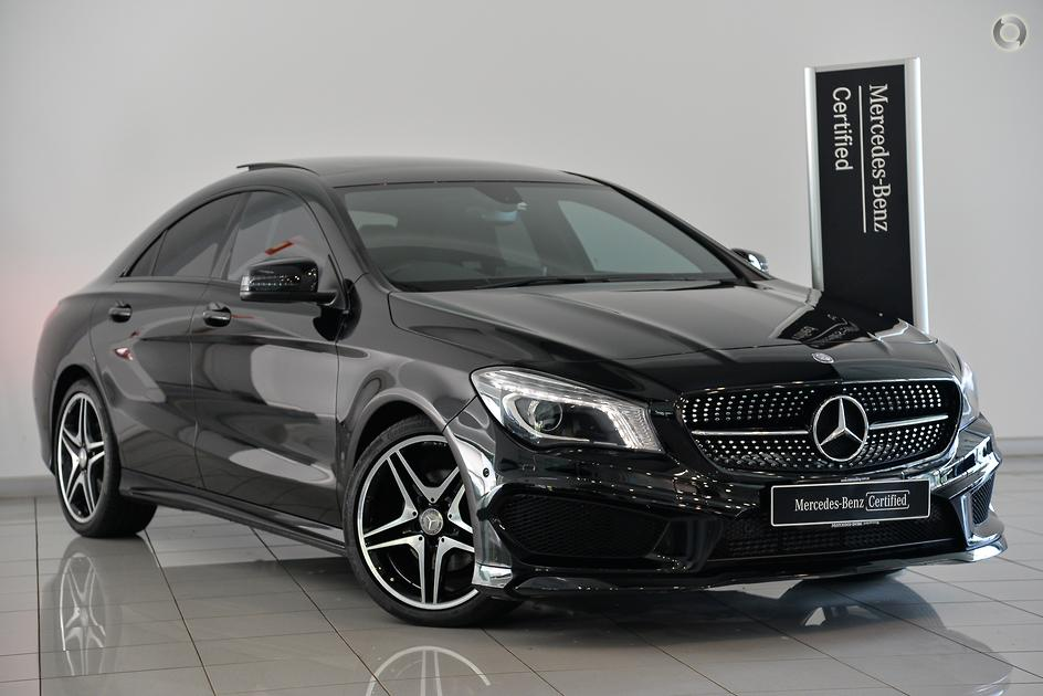 2014 Mercedes-Benz CLA 200 Coupé