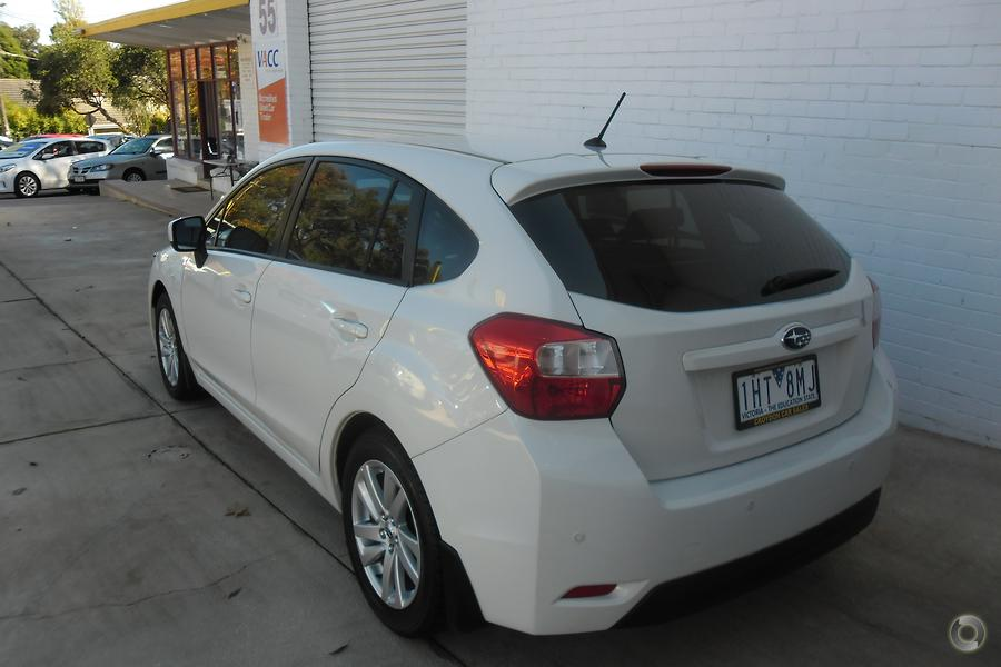 2016 Subaru Impreza 2.0i G4
