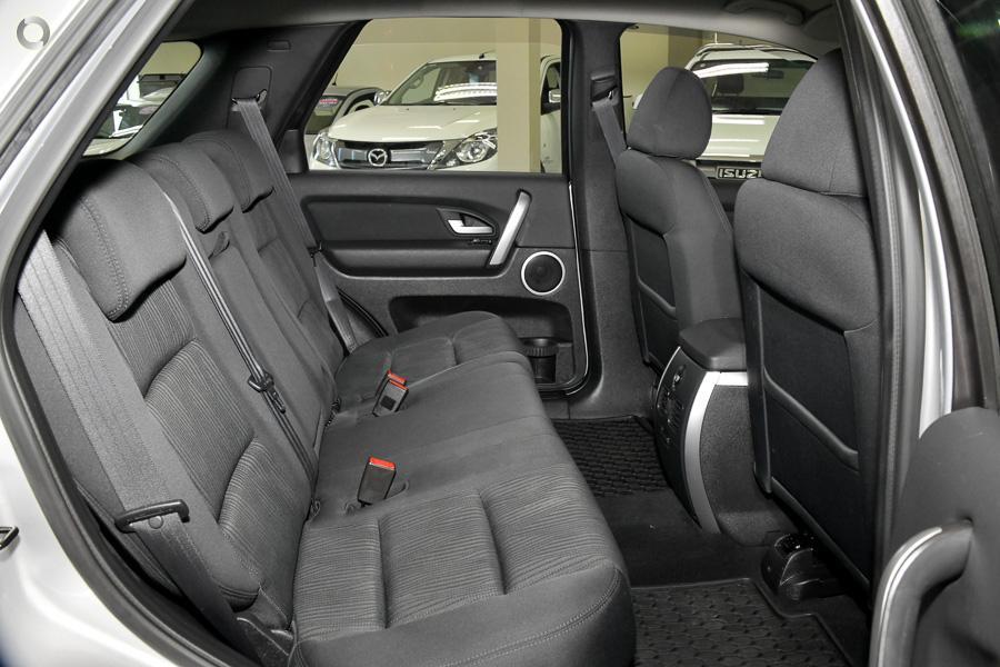 2016 Ford Territory TX SZ MkII